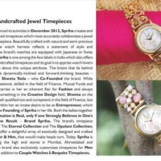 Coverage in TRADEPOST Watch Magazine!